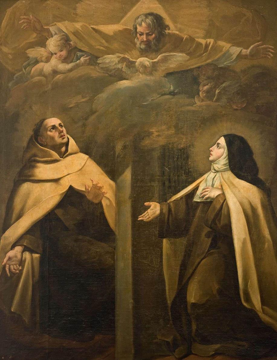 Św Teresa od Jezusa i Św Jan od Krzyża