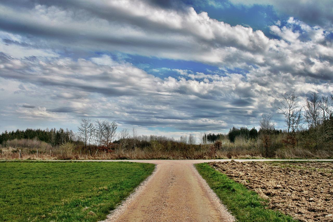 Rozpoznanie Powolania - Zdjecie rozdroża