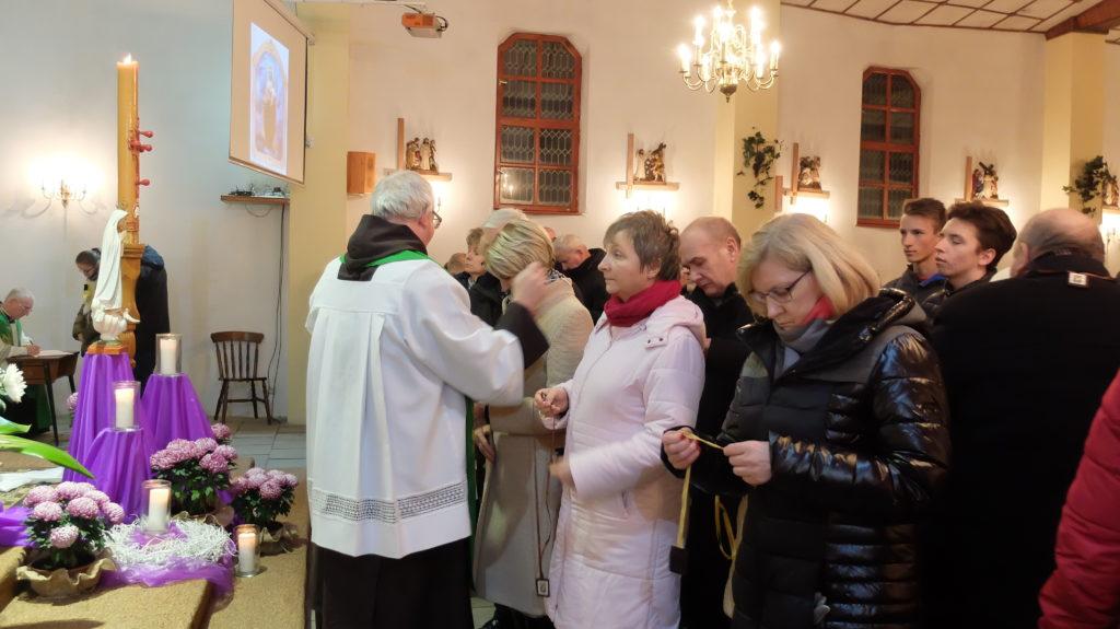 Rekolekcje karmelitańskie w Szczytnie