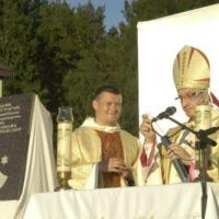 Mińsk – poświęcono kamień węgielny pod budowę kościoła i klasztoru