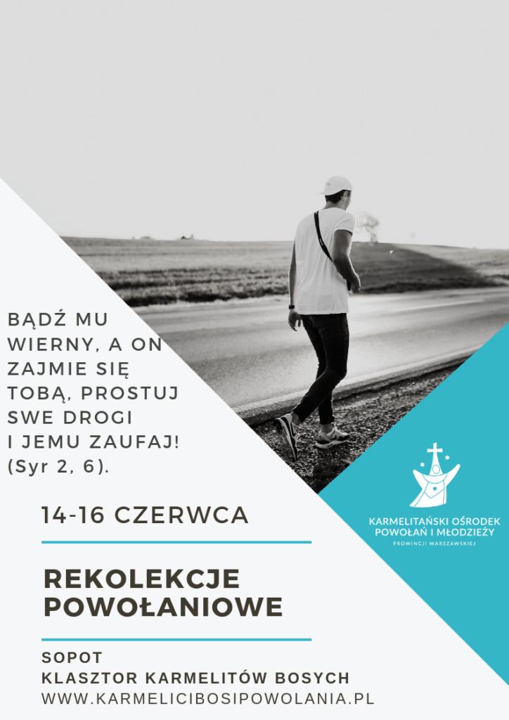 Rekolekcje powołaniowe Sopot 2019