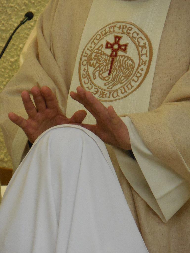 modlitwa konsekracyjna