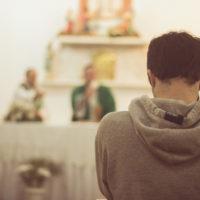 """Krótka katecheza o """"komunii duchowej"""""""