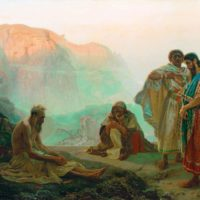 Historia przyjaźni Hioba z Bogiem