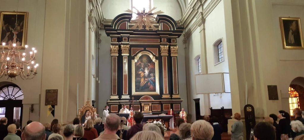 Z pielgrzymką do Sanktuarium Św. Józefa w Poznaniu
