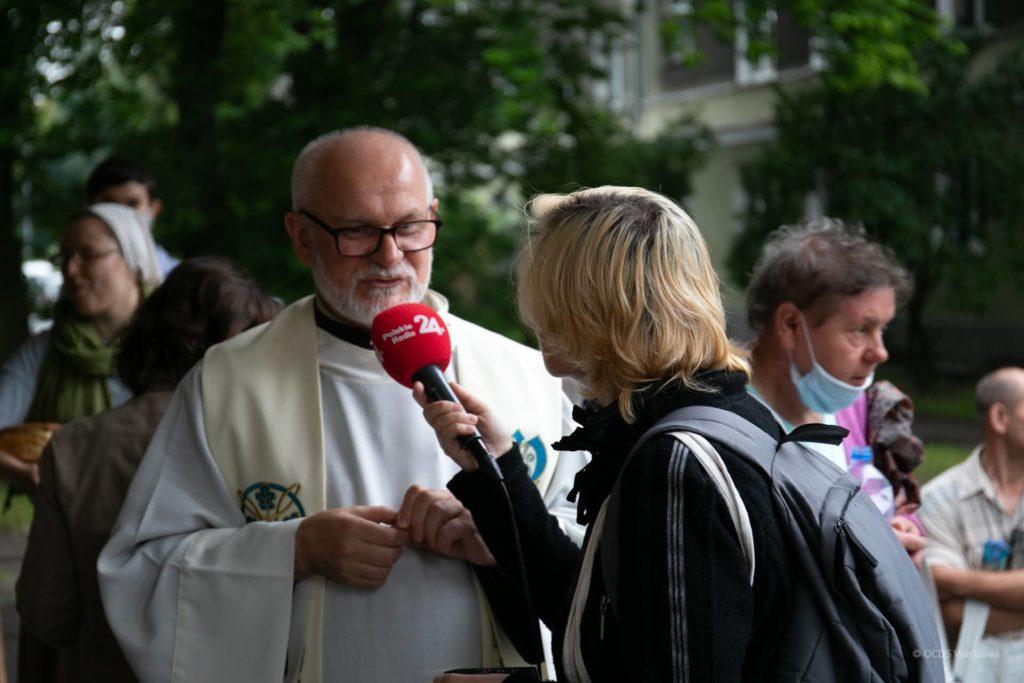 Lipcowe czuwanie warszawskiej wspólnoty OCDS