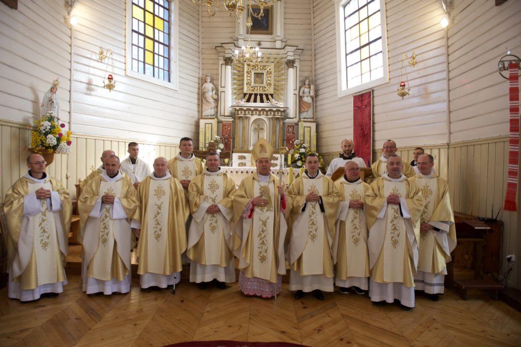 święcenia kapłańskie o. Ignata Paderetskiego OCD