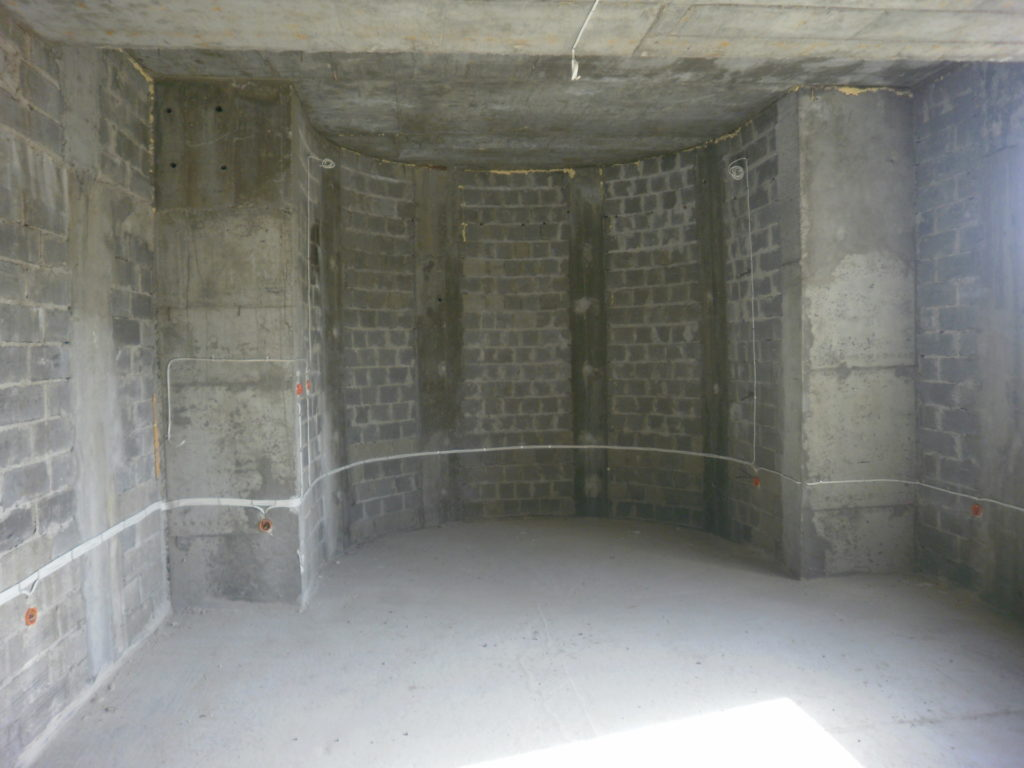 Rozbudowa klasztoru w Drzewinie
