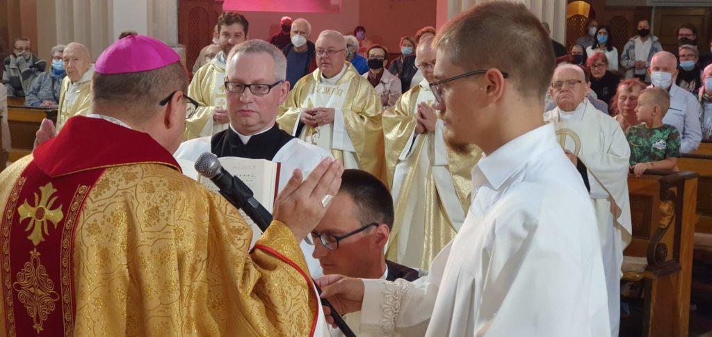 Br. Bogusław od Ducha Świętego diakonem