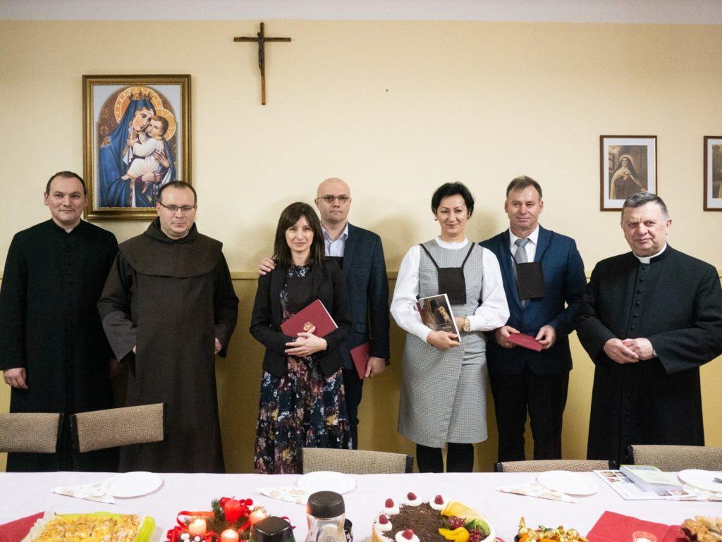 Przyjęcia nowych członków do wspólnoty OCDS w Koninie