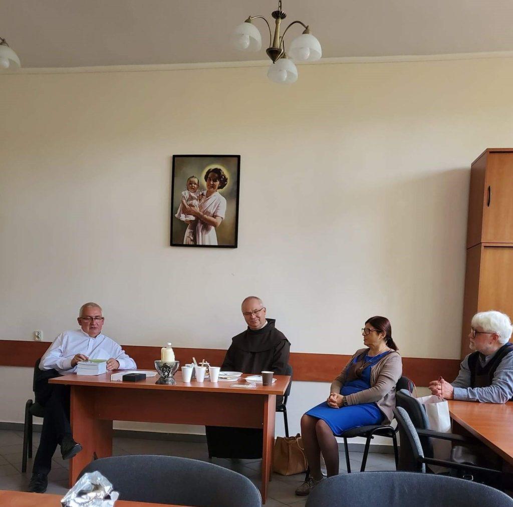 rekolekcje wspólnoty Świeckiego Zakonu Karmelitów Bosych w Toruniu