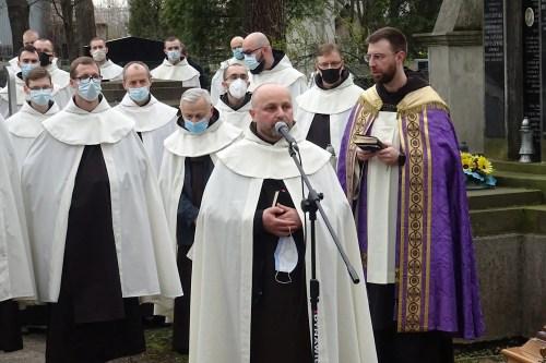 pogrzeb br.Franciszka