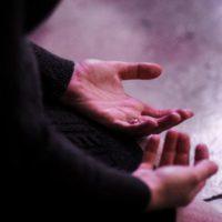 Pod wieczór życia stanę przed Tobą Jezu z pustymi rękoma