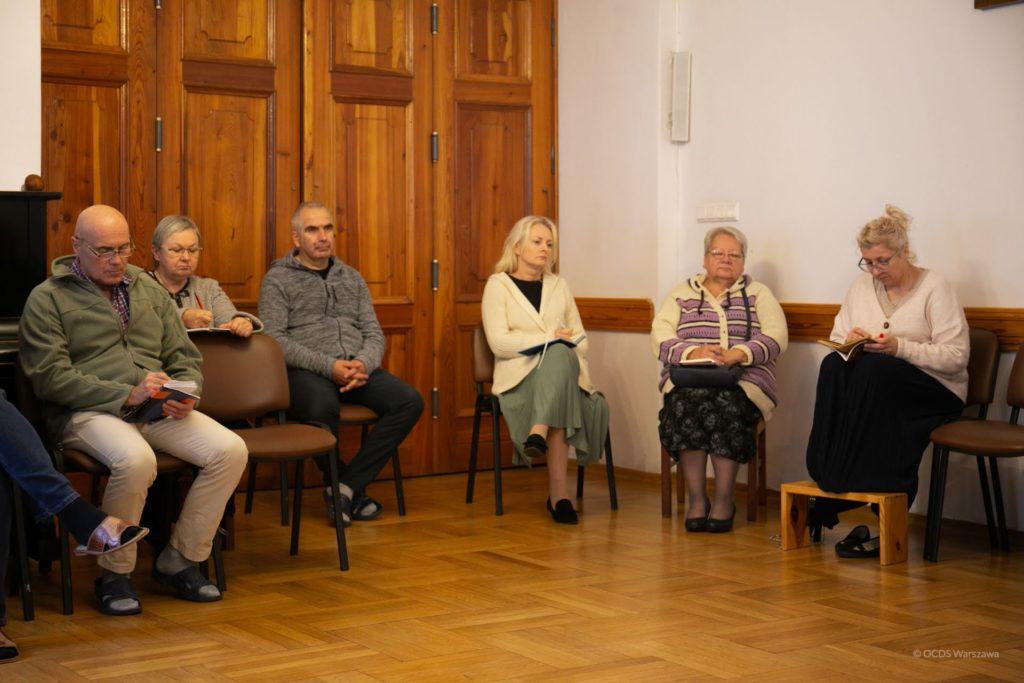 Rekolekcje Warszawskiego OCDS